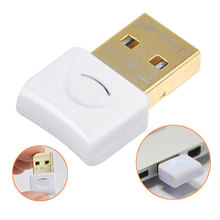 High Speed USB Wireless Bluetooth 4.0 Dongle Adapter Audio Transmitter XP Vista Win Plug and Play High Quality