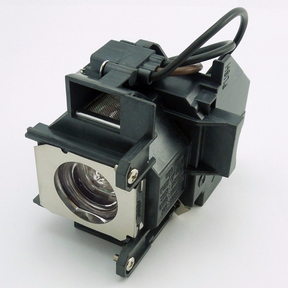 ELPLP40 / V13H010L40  Replacement Projector Lamp with Housing  for  EPSON EMP-1810 / EMP-1815 / EB-1810 / EB-1825 / EMP-1825<br><br>Aliexpress