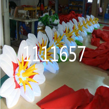 One PCSLighting Inflatable Flower Marriage Decoration(10m)(China)