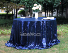 108'' Round Wedding Tablecloth Sparkly Sequin Glamorous Tablecloth Sequin Tablecloth Wedding Cake Tablecloth/Event/Party/Banquet