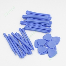 30pcs Mixed Spudger Opening Pry Tool /Guitar Pick For Cell Phone iPhone Screen Case Pad Laptop Repair(China)