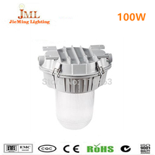 Gas Station Lamp Explosive proof 100w 59500lm IP65 3 years Warranty industrial lights high power lamps AC85-265V(China)