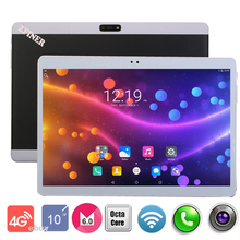 "DHL Free Shipping 10 inch Tablet PC Ocat Core 4GB RAM 64GB ROM Android 7.0 GPS 8.0MP 1920*1200 IPS 3G 4G LTE Tablet PC 10"" 10.1""(China)"