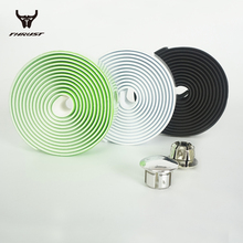 Buy 1 Pair Handlebar Tape High Cycling Road Bike Sports Bicycle Cork Black + 2 Bar Plug Handlebar Tape Bicycle Accessories for $7.15 in AliExpress store
