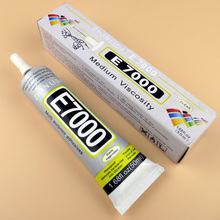 E7000 Glue 50ml E-7000 Clear Adhesive Stronger Multi Purpose Frame Sealant Touch Screen Diy Craft Jewelry Jewelery Glass Diy
