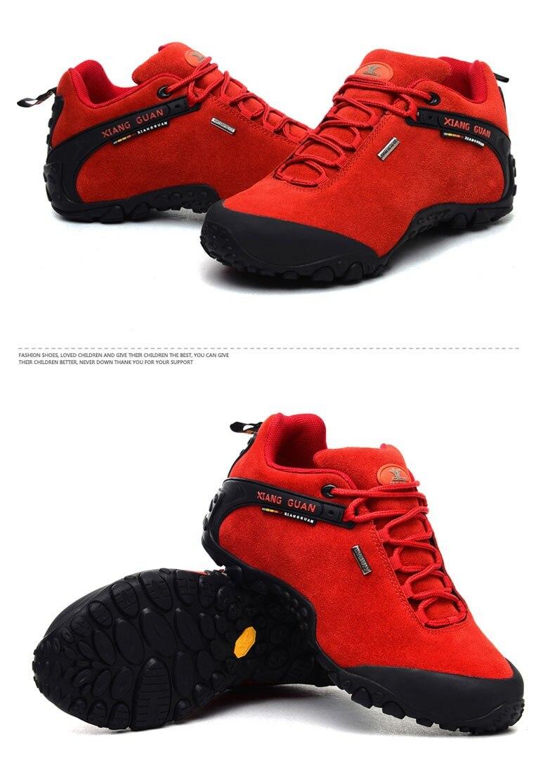 XIANG GUAN Winter Shoe Mens Sport Running Shoes Warm Outdoor Women Sneakers High Quality Zapatillas Waterproof Shoe81285 46