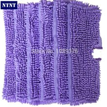 NTNT Free Post New 6 QTY Washable Microfibre Steam Mop Cloth For Shark Pad S3501 S3550 S3601