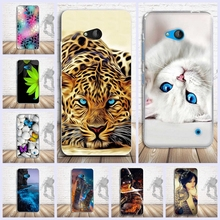 Soft TPU Case For Coque Microsoft Nokia Lumia 640 Case Silicon Back Cover For Funda Microsoft Nokia Lumia 640 Case Capa