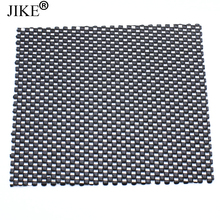 JIKE Car console mobile phone non - slip mats high temperature silicone jewelry anti - skid pads