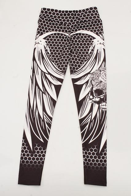 Women's Polyester Sports Leggings