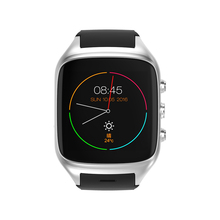 ORDRO X02S WIFI Smart Wrist Watch RAM 512M+8G Built-in 720P HD Camera Support SIM Video Record Phone Calls GPS Pedometer Monitor(China)