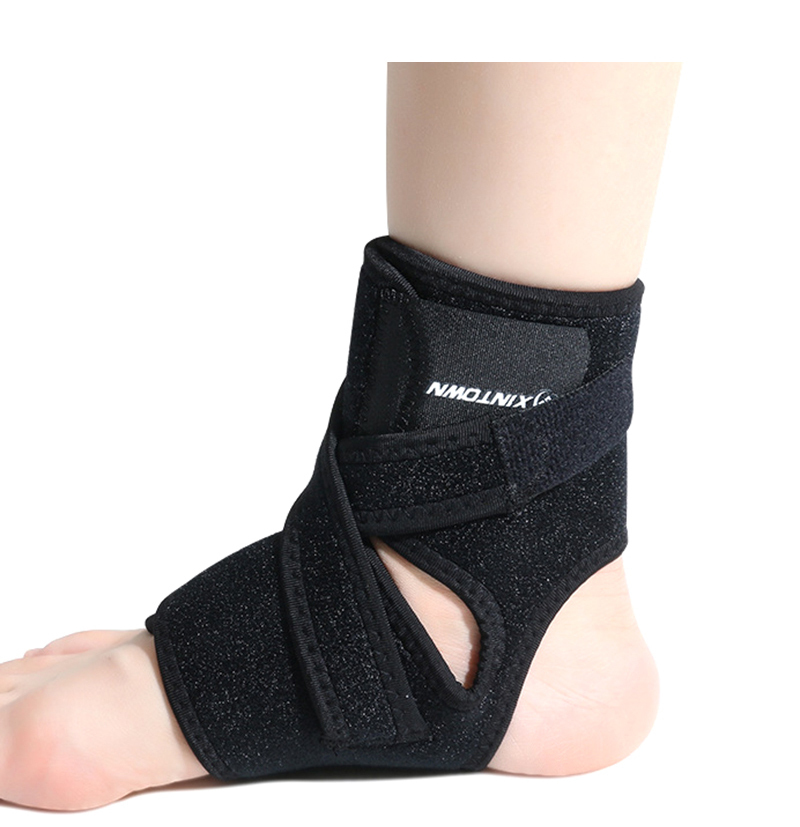 Ankle Boots Injury