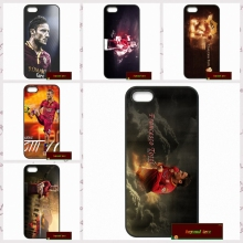 Francesco Totti AS Roma Star Cheap Cover for iphone 4 4s 5 5s 5c 6 6s plus samsung galaxy S3 S4 mini S5 S6 Note 2 3 4  F0128