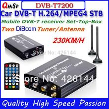 Arabic Iptv Smart Tv 2015 New Top Included Dvb-t7200 Car Dvb-t Box Diversity 2 Antenna Mpeg2/h.264 Stb