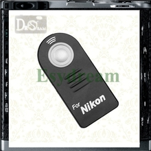 IR Infrared Wireless Remote Control As ML-L3 MLL3 For Nikon D610 D7200 D7100 D7000 D5500 D5300 D5200 D5100 D3400 D3300 D3200 D90