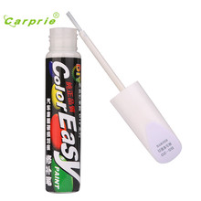 2017 new  white pen  Car Coat Paint Pen Touch Up Scratch Remove Tool Colors Auto  Clear Repair Removergift quality june5