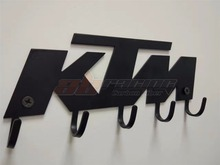 Black Maintenance Tool Clothes Hook For K T M