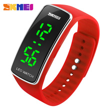 SKMEI Brand Fashion Men Sports Watches Women Digital LED Display Sport Watch  Relogio Feminino Relojes Mujer Lady Wristwatches