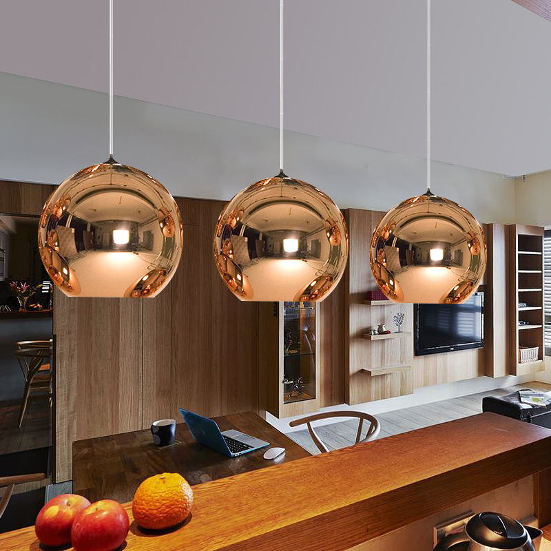 American retro Pendant light for Kitchen Dinning room Pendant lamp vintage suspension luminaire Fixtures lighting hanging light<br>
