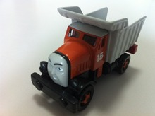 Thomas & Friends Metal No.15 Max Magnetic Toy Train Loose Brand New In Stock & Free Shipping(China)