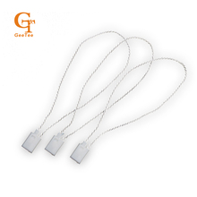White Quality hang tag string in apparel,hang tag strings cord for garment,Garment string, stringing price hangtag or seal tag