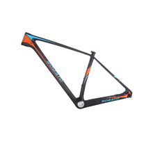 Newly MTB bike 29er Carbon Frame 142x12 Axle Thru MTB Carbon Frame 29 inch 135x9mm with COMPACT Size 15/17/19/20""