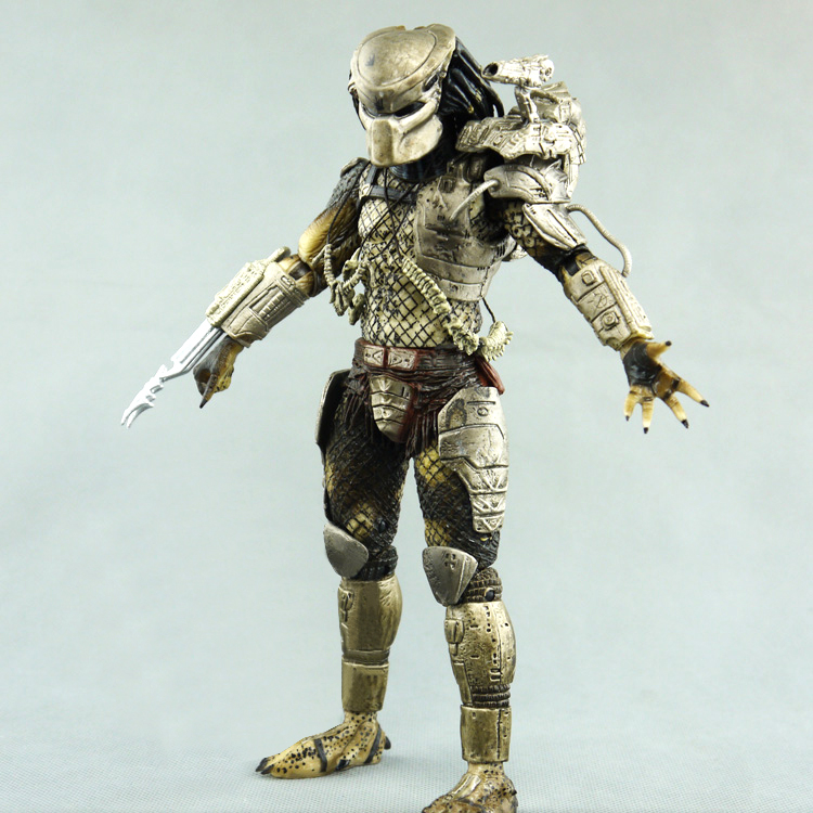 NECA 7 inch  Eighth Predator Model Predator 25th Anniversary Commemorative Edition<br><br>Aliexpress