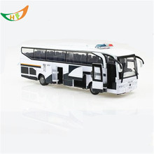 Alloy toy model cars big bus 5 acoustooptical jugetes voiture Christmas gift for kids