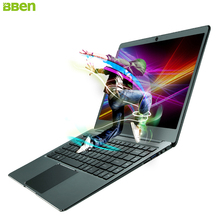 BBEN N14W Laptop Light & Thin Windows 10 Intel N3450 HD Graphics 4GB RAM 64G ROM WiFi BT4.0 TypeC HDMI 14.1'' Notebook 4 Colors
