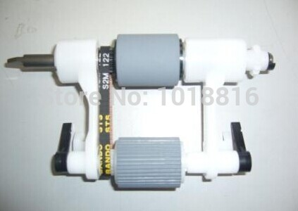Free shipping wholesale 100% new original for HP m4345 4345 4345MFP Pick up roller -ADF PF2282K039NI on sale<br>
