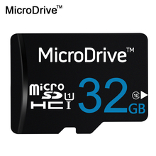 High quality Black color micro sd card 32G Class10 cartao de memoria micro sd 4G 8G 16G microsd mini sd card Memory card TF card