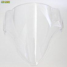 Motorcycle Part Windshield/Windscreen For Suzuki Hayabusa GSXR 1300 1996 1997 1998 1999 2000 2001 2002 2003 2004 2005 2006 2007(China)