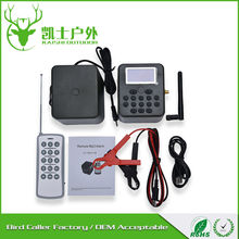 Factory offer hunting device game call, bird callers speakers, mp3 player bird sound
