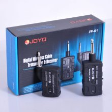 JOYO JW-01 Rechargeable 2.4G Audio Wireless System Digital Bass Guitar Transmitter JOYO wireless sender and receiver