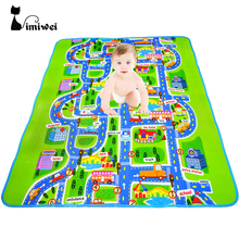 IMIWEI Toys For Kids Rugs Baby Play Mats Baby Toys Mat Mat for Children Developing Rug Carpet Children Toys Carpet Eva Foam Mats(China)