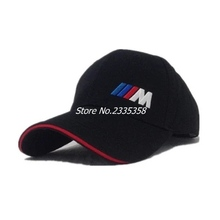 F1 hat M series Race Hat Baseball cap brand Car Men hat Women spring and summer hat Hiking Caps(China)