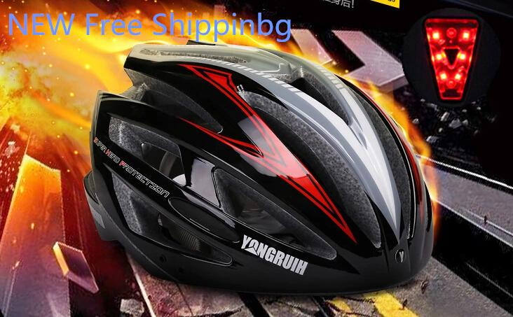 2014 Casco Ciclismo Sportwolf Led Laser Flashing Llight Bike Helmet Sports Safety Cycling 250g/54-61cm Eps Bicycle Helmets S-5<br><br>Aliexpress