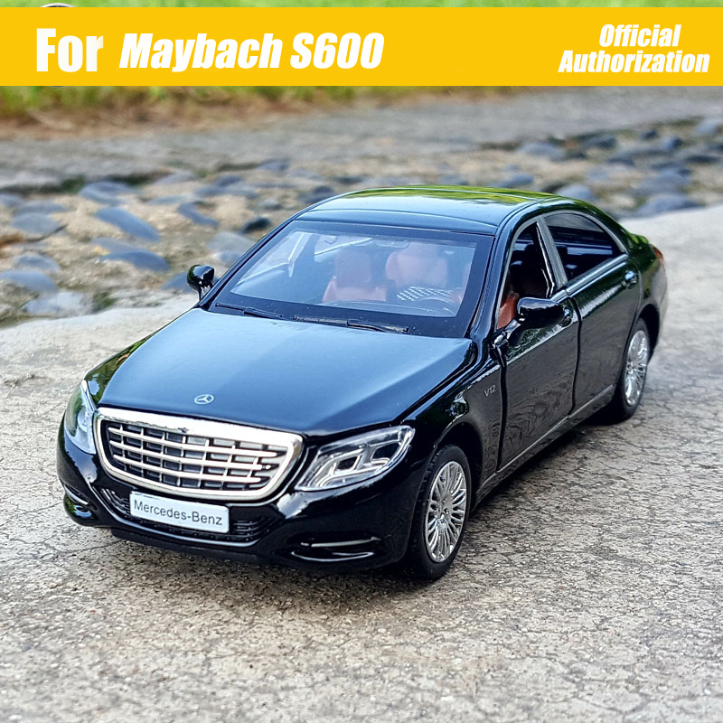 132 For TheBenz Maybach S600 (1)a
