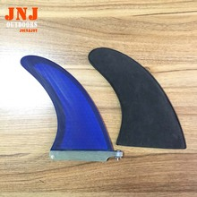 top selling 8inch sup stand up paddle board centre fin for paddling