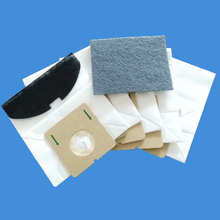 Pack of 12 vacuum cleaner bags and filters replacement Hoover R30  vacuum paper filter bags dust collercto paper bags