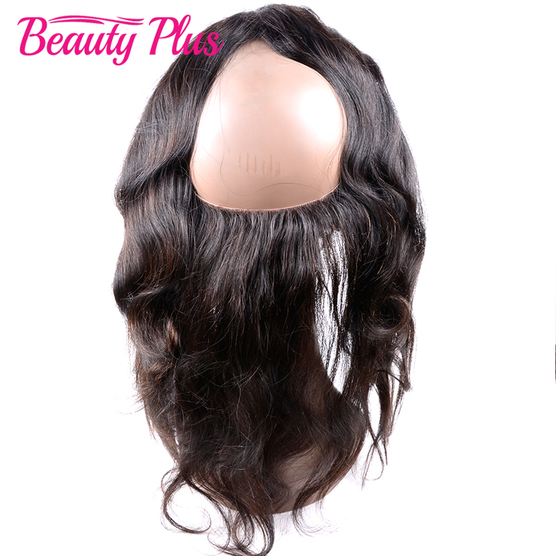 360 Lace Frontal Closures 8A Peruvian Body Wave Pre Plucked Frontal Natural Hairline 360 Lace Virgin Hair Frontal With Baby Hair<br><br>Aliexpress