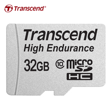 Transcend High Endurance microSDHC MLC NAND Memory card 32GB micro sd card Up to 12,000 hours of durability