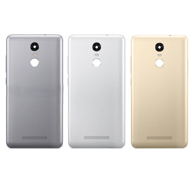 For-Xiaomi-Redmi-Note-3-Note-3-Pro-150mm-Full-Network-Battery-Metal-Back-Rear-Cover