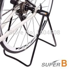 Super B tb-1915 professional MTB road Bike storage stand Bicycle adjustable stand racks for repair display rack parking holder(China)