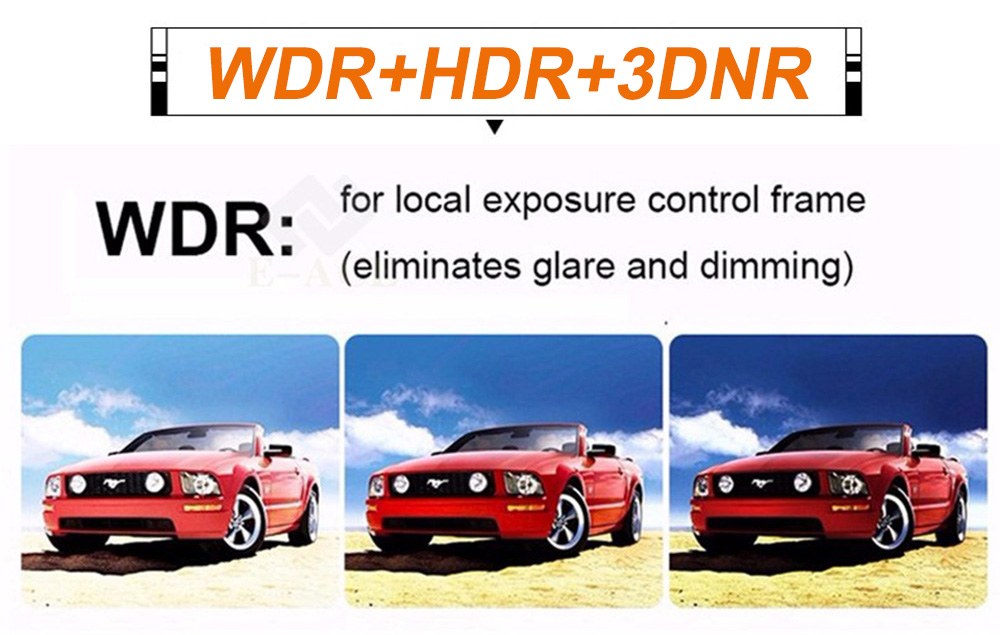 WDR+HDR+3DnR