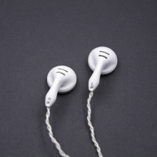 2017 New NICEHCK DIY PK2 Earbud In Ear Earphone Flat Head Plug Earplugs Headset Earbud Use For NTT DoCoMo Smart Phone IPhone