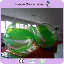Free Shipping!2m 0.8mm PVC Inflatable Water Walking Ball/Human Hamster Ball/Zorb Ball/Plastic Ball/Water Balloon