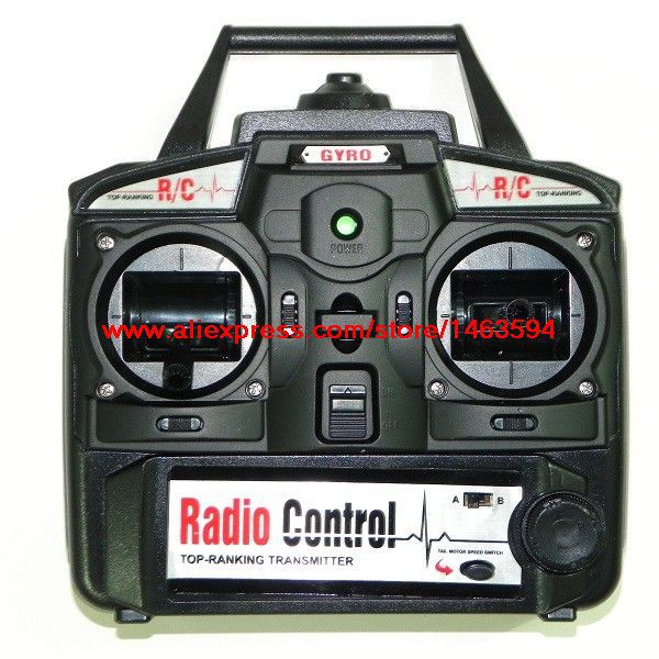 Wholesale Syma S033 S033G RC Helicopter Spare Parts Remote Controller font b Transmitter b font font online buy wholesale 27mhz transmitter from china 27mhz  at suagrazia.org