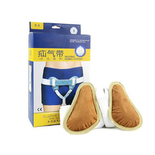 Adjustable Men& inguinal Hernia Support Belt Professional Medical for reducible inguinal ruptures Double Truss Support Strap(China)