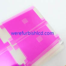 "Premium Pink LCD Backlight Sticker Film Refurbishment Parts For iPhone 6 4.7"" LCD Screen Back Adhesive Glue Sticker"
